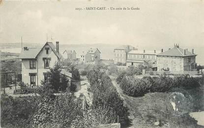"""/ CPA FRANCE 22 """"Saint Cast, un coin de la garde"""""""