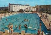 """57 Moselle / CPSM FRANCE 57 """"Thionville, la piscine"""""""