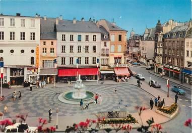"""/ CPSM FRANCE 57 """"Thionville, la place du marché"""""""