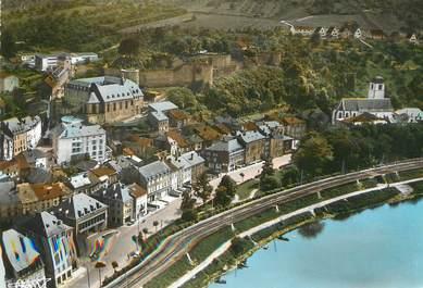 """/ CPSM FRANCE 57 """"Sierck les Bains, le château fort et les coteaux"""""""