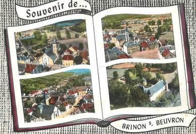 """/ CPSM FRANCE 58 """"Brinon sur Beuvron"""""""