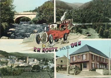 """/ CPSM FRANCE 58 """"Dun les Places"""""""
