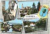 "58 Nievre / CPSM FRANCE 58 ""Lormes"""