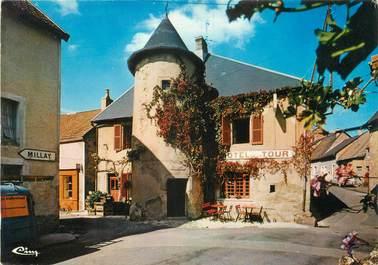 """/ CPSM FRANCE 58 """"Larochemillay, hôtel de la Tour"""""""