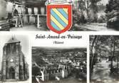 """58 Nievre / CPSM FRANCE 58 """"Saint Amand en Puisaye"""""""