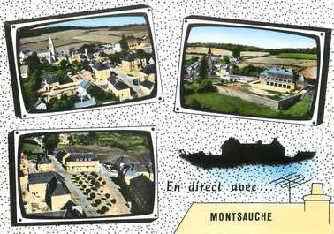 """/ CPSM FRANCE 58 """"Montsauche """""""