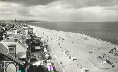 "/ CPSM FRANCE 14 ""Houlgate, la plage"""