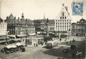 """59 Nord / CPSM FRANCE 59 """"Lille, la grande place"""" / TRAMWAY"""