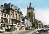 """59 Nord / CPSM FRANCE 59 """"Avesnes, la collégiales Saint Nicolas"""""""