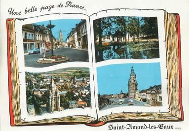 """/ CPSM FRANCE 59 """"Saint Amand les Eaux"""""""