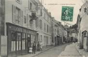 """95 Val D'oise / CPA FRANCE 95 """"Luzarches, l'hôtel Saint Damien"""""""