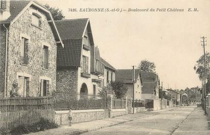 """/ CPA FRANCE 95 """"Eaubonne, bld du petit château"""""""