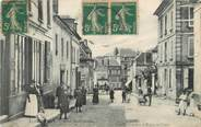 """95 Val D'oise / CPA FRANCE 95 """"Magny, rue Nationale"""""""