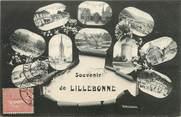 """76 Seine Maritime / CPA FRANCE 76 """"Souvenir de Lillebonne"""""""
