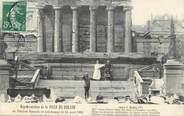 """76 Seine Maritime / CPA FRANCE 76 """"Lillebonne, représentation de la fille de Roland"""" / THEATRE"""