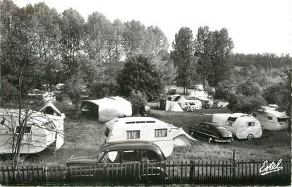 "/ CPSM FRANCE 78 ""Saint Arnoult en Yvelines"" / CAMPING"