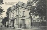 """36 Indre / CPA FRANCE 36 """"Chateauroux, l'hôtel des postes et télégraphes"""""""