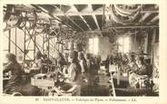 39 Jura Saint Claude, Fabrique de pipes, polisseuses