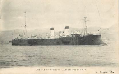 """CPA BATEAU GUERRE """"Le Lavoisier, croiseur"""""""
