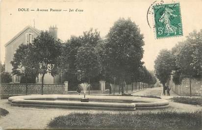 Dole, avenue Pasteur