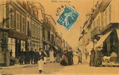 "CPA FRANCE 58 ""Cosne, Rue de Paris"""