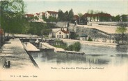 39 Jura Dole, le jardin Philippe et le Canal