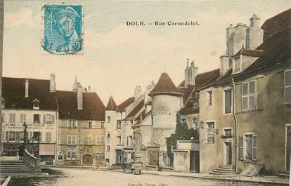 Dole, rue Carondelet