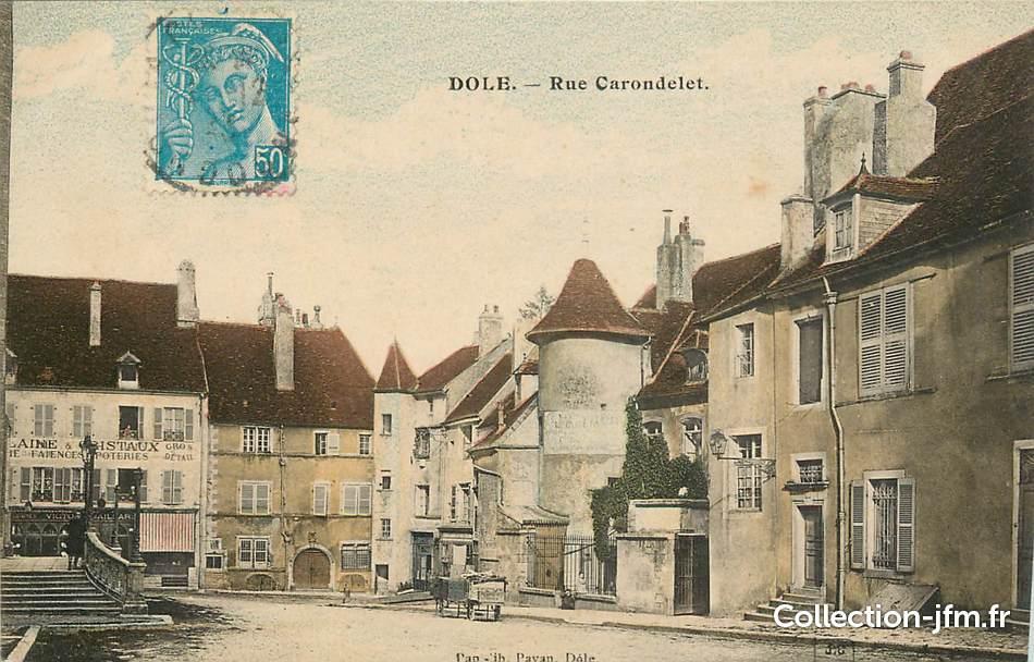 Dole rue carondelet 39 jura dole 39 ref 9074 for Plan dole 39