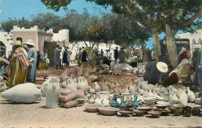 """CPSM TUNISIE """"Djerba, Marché d'Houmt Souk"""""""