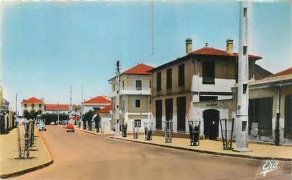 """CPSM ALGERIE  """"  Fort de l'Eau, avenue de la plage"""""""