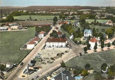"""/ CPSM FRANCE 61 """"Le Mesle sur Sarthe, route de Saint Aubin"""""""