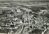 """61 Orne / CPSM FRANCE 61 """"Sées, la cathédrale et vue générale"""""""