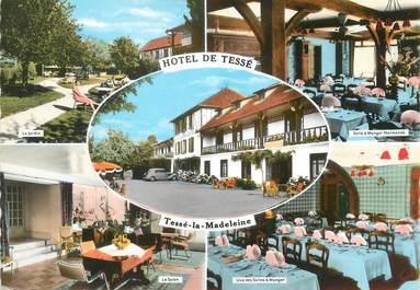 """/ CPSM  FRANCE 61 """"Bagnoles de l'Orme, hôtel de Tesse"""""""