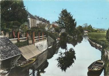 """/ CPSM  FRANCE 61 """"Le Theil sur Huisne, canal Abadie"""""""