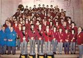"""62 Pa De Calai / CPSM  FRANCE 62 """"Arras, union musicale des cheminots"""""""