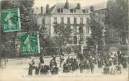 36 Indre Chateauroux, manufacture de tabacs, sortie des ouvriers