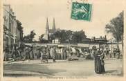 36 Indre Chateauroux, Place Saint Fiacre, le marché