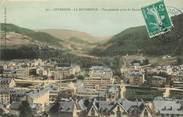 63 Puy De DÔme La Bourboule, vue générale prise du Rocher