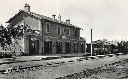 """CPSM ALGERIE """"Khenchela, la gare"""""""