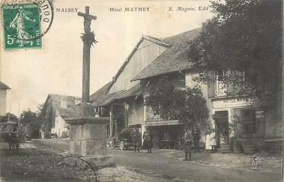 "CPA FRANCE 25 ""Naisey,  Hotel Mathey"""
