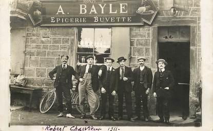 CARTE PHOTO FRANCE A SITUER / Buvette Epicerie A. BAYLE