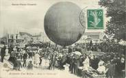 "93 Seine Saint Deni CPA FRANCE 93 ""Saint Ouen, ascension d'un ballon"""
