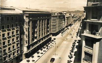 "CPSM ESPAGNE ""Pamplona, avenue Carlos III"""