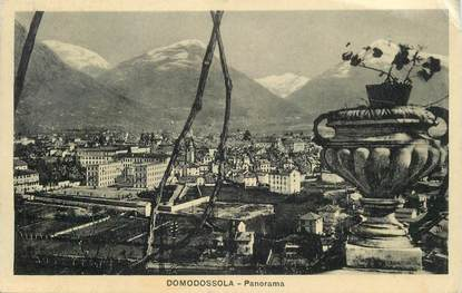 "CPA ITALIE  ""Domodossola"""
