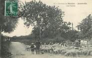 "78 Yveline CPA FRANCE 78 ""Environs de Meulan, Jambville, les prairies"""