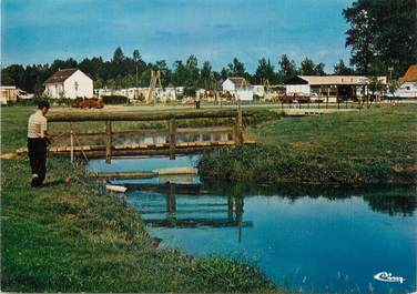 """/ CPSM FRANCE 62 """"Blanchy sur Ternoise"""" / CAMPING"""