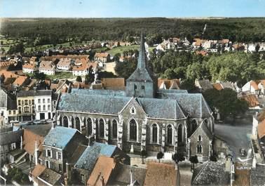 """/ CPSM FRANCE 62 """"Desvres, l'église Saint sauveur"""""""