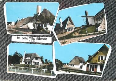 """/ CPSM FRANCE 62 """"Les belles villas d'Hardelot"""""""