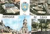 """62 Pa De Calai / CPSM FRANCE 62 """"Souvenir de Lens"""""""