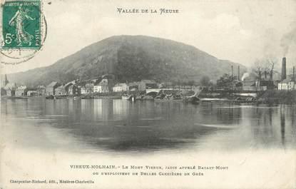 """/ CPA FRANCE 08 """"Vireux Molan, le Mont Vireux"""""""